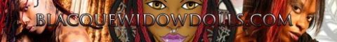 pgp173: Love from my favorite Blacque Widow Doll