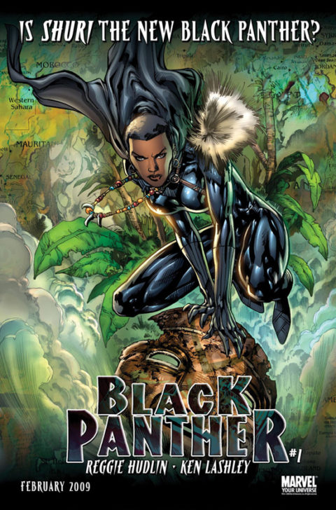 pgp175: Rise of the Black Panther…