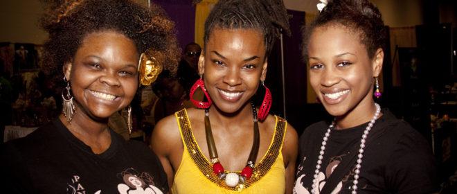 Atlanta's Natural Hair Show…
