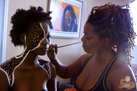 pgp:184 Behind the Scenes with earthSista Aya