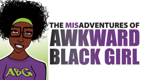 The Awkward Black Girl Adventures present The Icebreaker