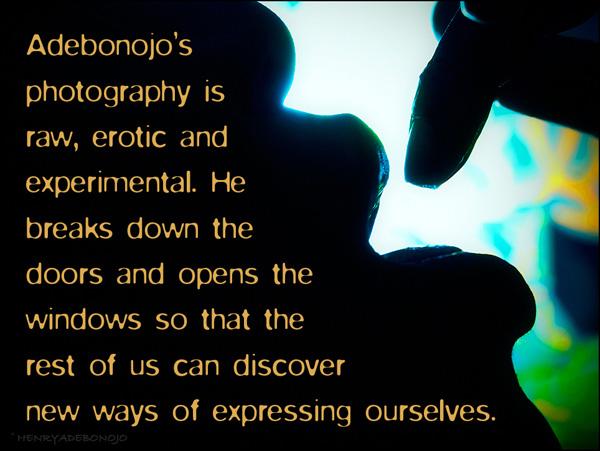 Adebonojo opens the doors & windows