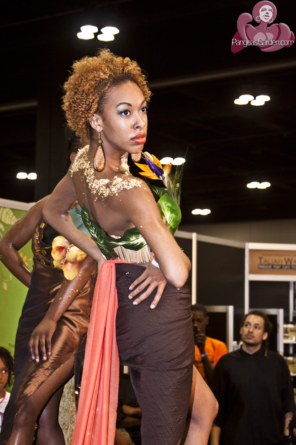 World Natural Hair Show Spring 2012
