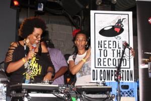 Needle To The Record DJ Competition @ A3C Festival Atlanta 10.12.12