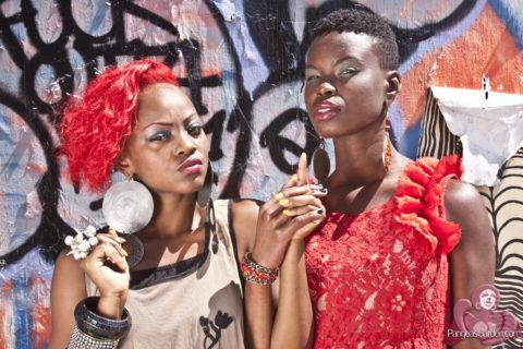 Lookbook: Luna & Nubéin@Maison De Couture