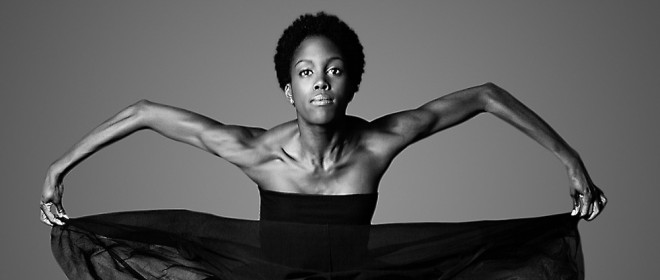 TALK FAME – Alvin Ailey Dancer Paige Fraser