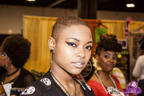 Nobella and a natural hair show…