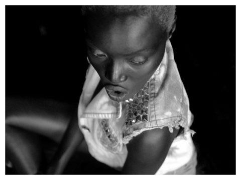 Kwesi Abbensetts: Folasade… the sensuous muse