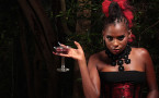 Lookbook: Zaire… elegant goth