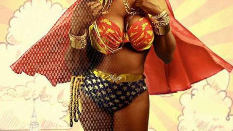 pgp373: Black Americana II: my strength, my allure, my WONDER