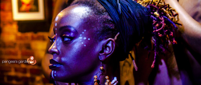 Food, drink, music and muses… an AfroSocial