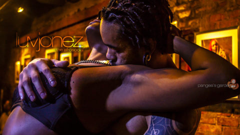LuvJonez… an afrosocial at the Apache Cafe