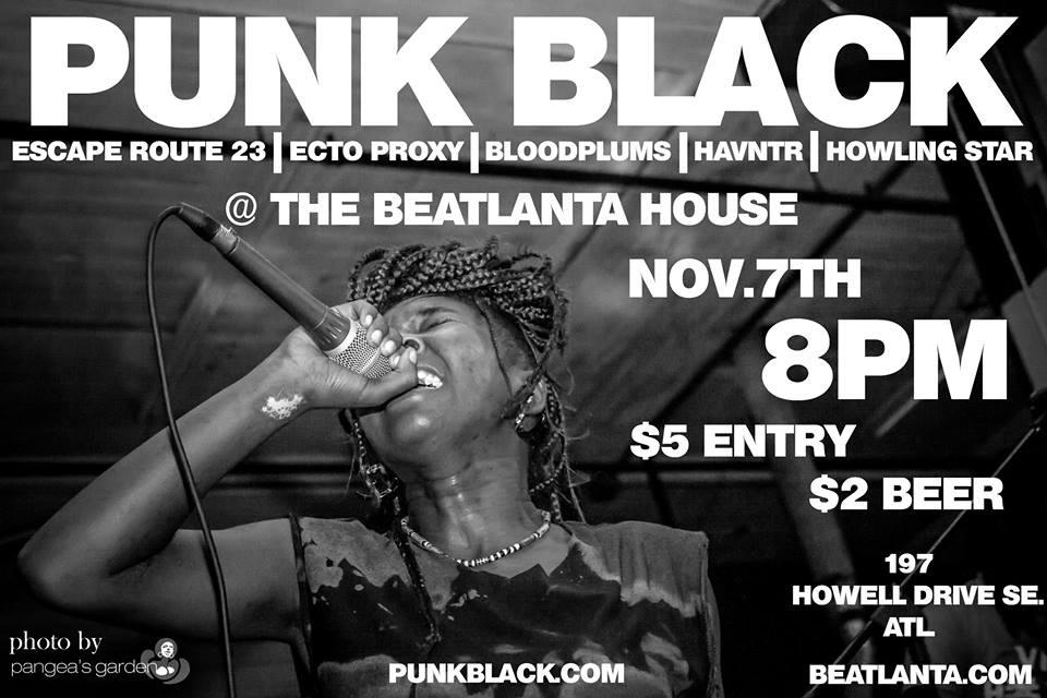 punkblack_flyer
