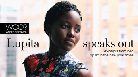 WGO? Lupita speaks out on Harvey Weinstein