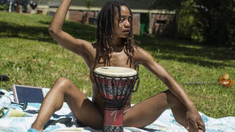 PrinCessYEME – when I bask in the sun…