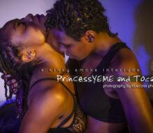 a KinkySmoke interlude with PrinCessYEME and Tocara